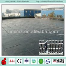China factory 3mm waterproof material asphalt roofing felt