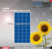 mitsubishi solar panels 100w for solar home system,poly solar panel 100w