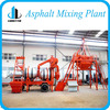 China SLB 15t/h Mobile Asphalt Equipment Supplier