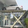 Hidráulico de elevación del coche de la máquina/almacén de carga de elevación