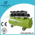 De pistón sin aceite del compresor de aire móvil& compresor de aire de maquinaria