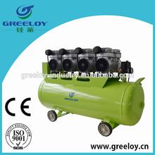 Piston Oil Free Air Compressor Mobile & Air Compressor Machinery