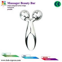 Y Shape Polygonal Surface Face Massage Roller