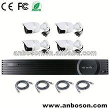 4CH ONVIF H.264 Network POE NVR& 720P webcam camera viewerframe mode refresh network camera
