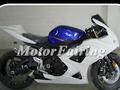 Carenado de la motocicleta de carbono fiebre para suzuki gsxr 1000 07 - 08 ( k7 ) de fibra de carbono mezclado de fibra de vidrio