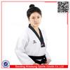 Taekwondo Uniform wtf/taekwondo clothing/taekwondo dobok