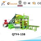 QTY4-15 Construction Siporex Block Making Machines