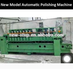 Stone Grinding and Mosaic Polishing Machines making shapes