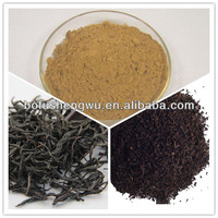 Organic Natural High Quality with Best Price 60% Theaflavins Black Tea Extract