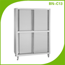 Customized Stainless Steel Kitchen Cupboard/ Pantry BN-C13
