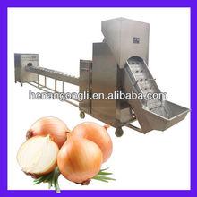 2014 onion skin remover/ onion skinning machine patented