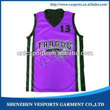 International good custom basketball uniform design