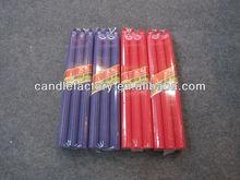 wholesale stick stearic pillar white candles