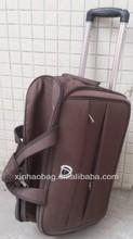 nylon material 19 21 23 inch cheap trolley bag
