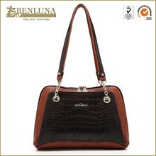 New 2014 pu leather fashion handbags imitation wholesale