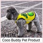 Summer Dog Clothes Cartoon Plain Dog T-shirt Wholesale