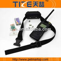 1000m remote smart dog training collar TZ-PET900