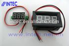 Mini voltmeter,Electrical instrument voltmeter,DC LED digital voltmeter