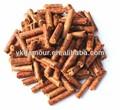 Alta calorific valor / de madera pura de pellets de biomasa combustible