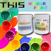 4Liter Fast Dry THIS Plasti Dip Liquid Rubber Paint for Car