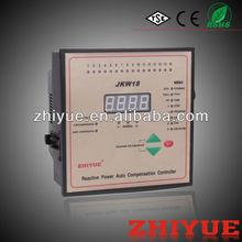 power factor controller for reactive compensation