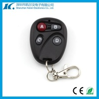 In car mini universal 434MHz wireless radio remote controls with Buttons A/B/C/D