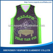 Basketball uniform latest design