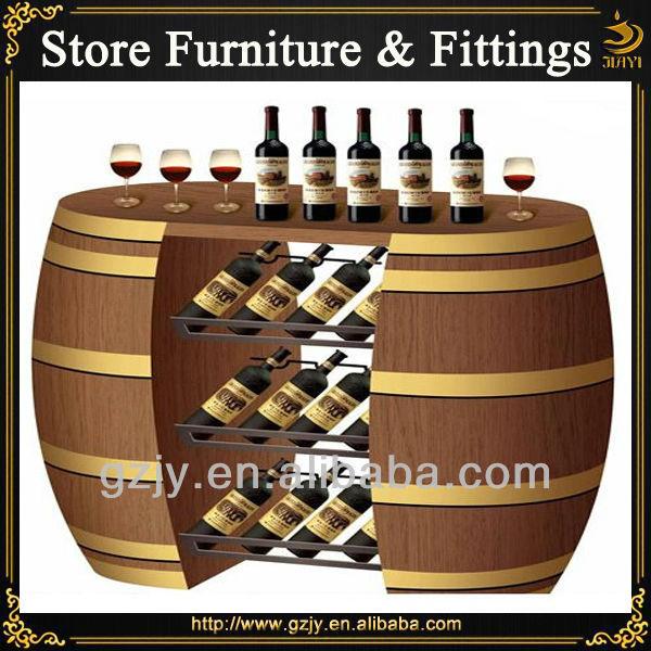 del vino in legno espositore e mobile bar per conservare il vino ...