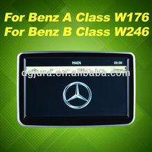 Car GPS Navigation for Mercedes Benz A Class W176/B Class W246 (2013)