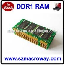 Oem computer ram used ddr1 ram 512mb laptop