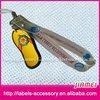 mini football soccer ball keychain