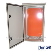 steel weatherproof distrubution box, weatherproof enclosure, steel enclosure weatherproof