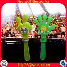 China maracas hand clapper LED Flashing maracas hand clapper Manufacturer