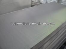 hot sale big sintered artificial graphite plate