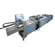 2013 High speed hardcover making machine