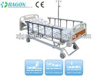 DW-BD118 folding hospital bed advanced medical electric bed from CHINA