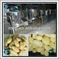 Patate lavaggio e peeling macchina/macchine per il taglio di patate