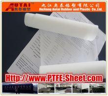 100% animal hard film,ptfe plastic sheet in rolls,ptfe sheet
