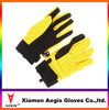 100% polyester durable daily life working safety gloves work gloves for sale