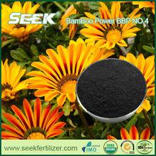 Biochar soil conditioner organic garden fertilizer