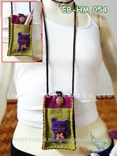 Thai Handmade Call Phone bag Mobile bag