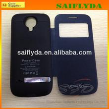 2014 new model for samsung galaxy s4 mini 3000mah external battery case, backup battery case