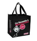 non woven reusable grocery bags cheap shopping bags