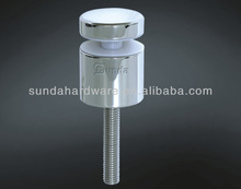 Stainless Steel Mounted Standoff Pin for glass fencing