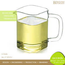 Wholesale Borosilcate Glass Tea Cup Infuser