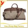 2015 China Supply Large Capacity Duffel Bag With PU Handle