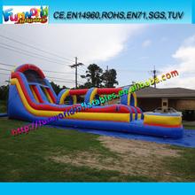 Inflatable Giant Slip n Dip Water Slide FUNSL4023