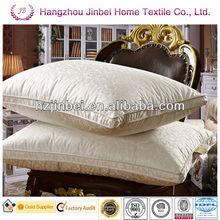 2014 Luxury White Duck Down Custom design body Pillow