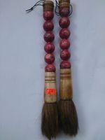 Chinese jade calligraphy writing brushes