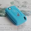Top sale eco-friendly for peugeot car keys cheap custom rubber key covers